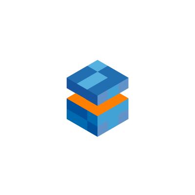 Open BlockChain Compact Logo
