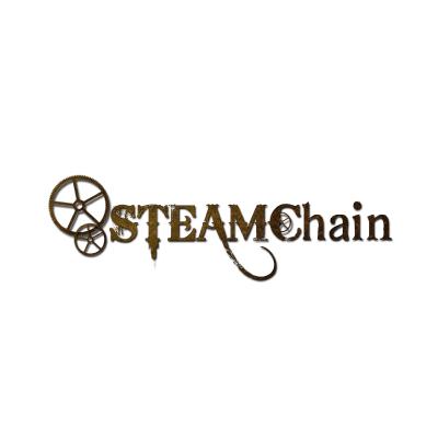 SteamChain Logo