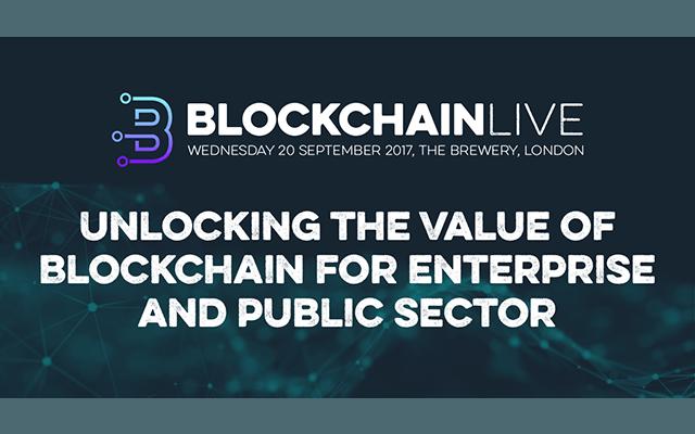 Blockchain Live Logo