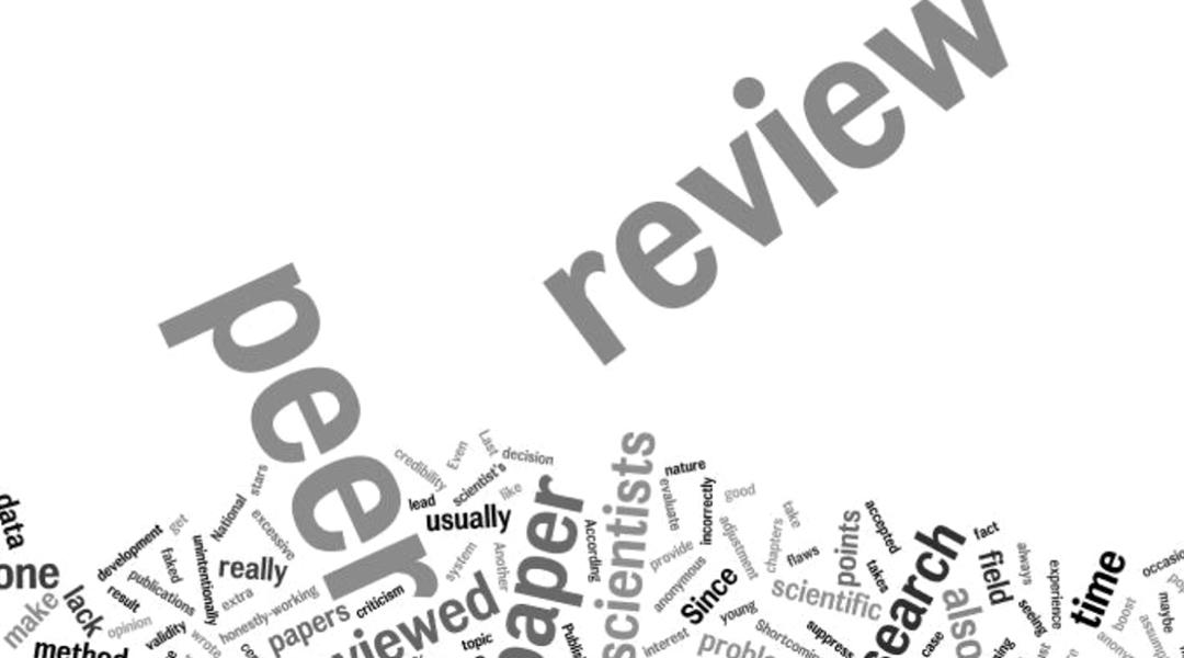 PeerMiles – recognising and incentivising peer-reviewers